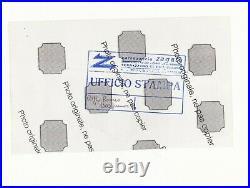 PHOTO Originale Presse ZAGATO ALFA ROMEO JUNIOR 1300 No Brochure Prospekt