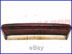 Pare-Chocs Arrière Alfa Romeo Alfa Sud Ti Dernier Type Original Rear Bumper