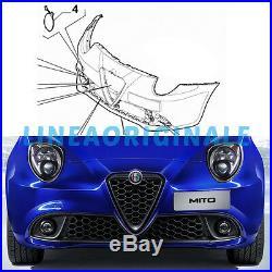 Pare-choc Avant ORIGINAL Alfa Romeo MiTo My2016 avec apprêt New ita biscione