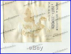Photo Foto presse Originale 1935 GP NICE NUVOLARI ALFA ROMEO TIPO B -No Brochure