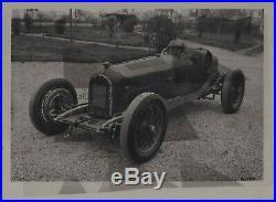 Photo Foto presse Originale ALFA ROMEO TIPO B-P3 1932 No Brochure