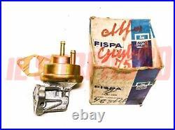 Pompe à Carburant Alfa Romeo Giulia Gt Duo 1600 2000 Original FISPA