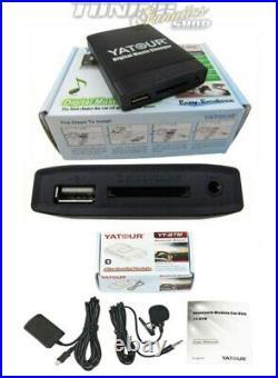 Pour Alfa Romeo Original Radio Bluetooth USB MP3 Aux Chargeur De CD Adaptateur