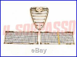 Protection Grilles Prises Air Avant Scudo Panneau Alfa Romeo Gta Original
