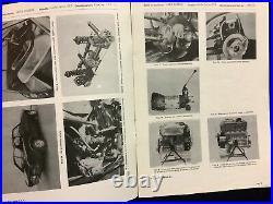 Rare Dossier Original 1967 Homologation FIA Course ALFA ROMEO GIULIA SPRINT GTA