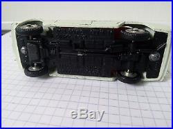 Rare originale dinky toys alfa romeo giulia 1600 TI vert d eau ref 514