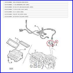 Régulateur de Tension Ventilation Cabine Alfa 147 156 Original 60779301
