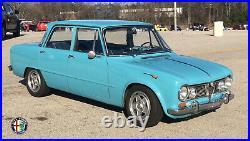 Réparation Bas de Porte Bord avant Droit Alfa Romeo 105 Giulia 1963-78 Neuf