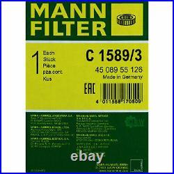 Révision Filtre LIQUI MOLY Huile 5L 10W-40 Pour Alfa Romeo 156 932 2.4 JTD