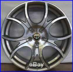 Roues Wheels 18 Alfa Romeo 147 Ducati Originaux Nouveaux 156078654