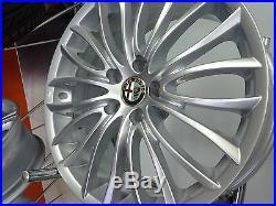 Roues en Alliage 18 Original Alfa Romeo Giulietta Cod. 156102139