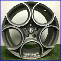 Roues en Alliage 19 Original Alfa Romeo Stelvio Code 156117309