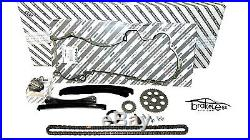SET 13 PIÈCES CHAÎNE DISTRIBUTION ORIGINAL FIAT GRANDE PUNTO 1.3 Multijet 75 90