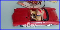 Schuco Texi 5735 Alfa Romeo Giuletta Rouge Jouet Vintage 1960