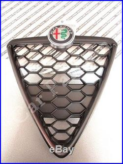Scudo Grille Avant Alfa Romeo Giulietta 2016 Panneau Bruni Original