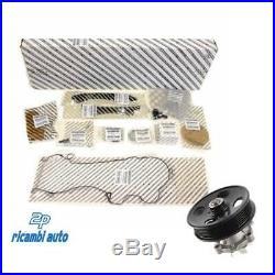 Set Chaîne Distribution Original Fiat + Pompe À Eau 1.3 Mjet Panda 71776647