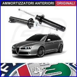 Set Paire Amortisseurs Avant Original Alfa Romeo 159 pour Tous Modèles