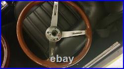 Steering Wheel Personal Original Alfa Romeo Spider Bertone Giulia Volant