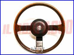 Volant Direction + Bouton Klaxon Alfa Romeo Alfetta Giulietta Original